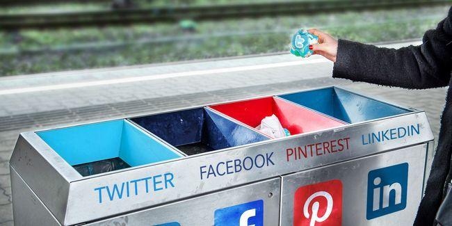 O que acontece quando você parar de mídia social? Eu descobri