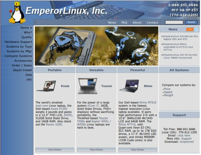 Imperador-Linux