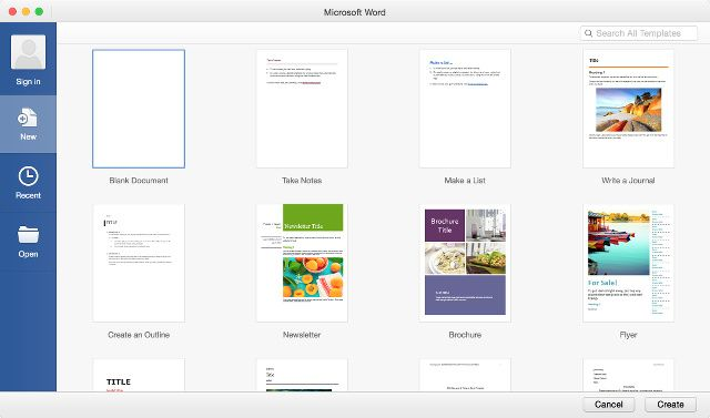 word_mac_templates