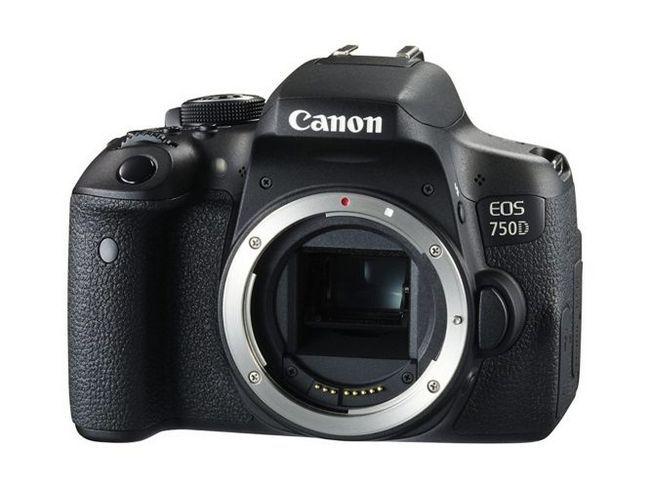 Canon EOS-750D