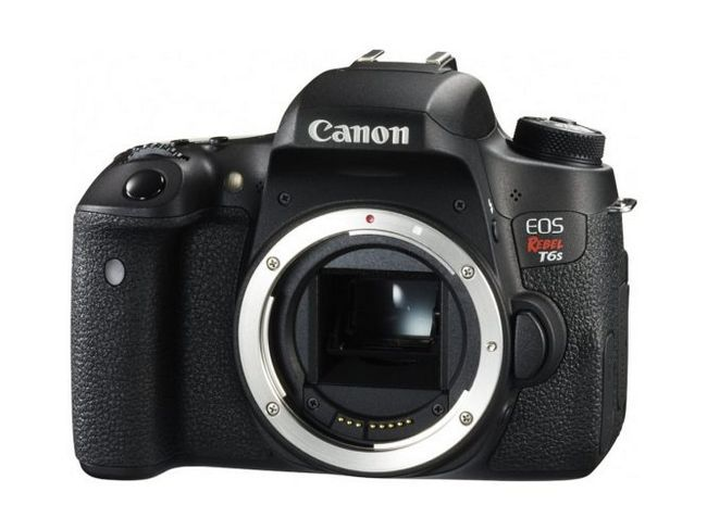 Canon-Rebel-T6S