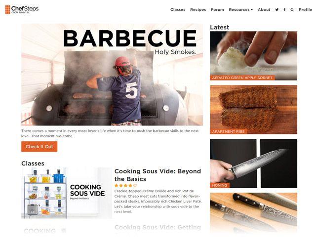 Saiba Cooking - ChefSteps