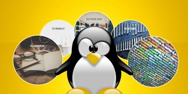 Qual ambiente melhor linux desktop se adapte a sua personalidade?