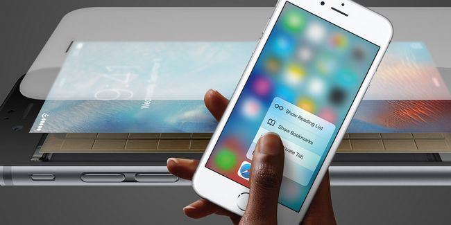 Tudo o que você pode fazer com o toque 3d em seu iphone