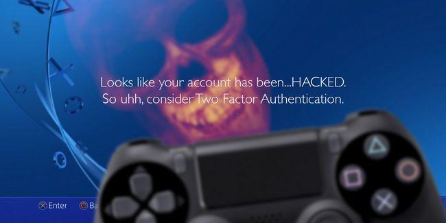 Por hacks rede de jogos provar a necessidade de autenticação de dois fatores
