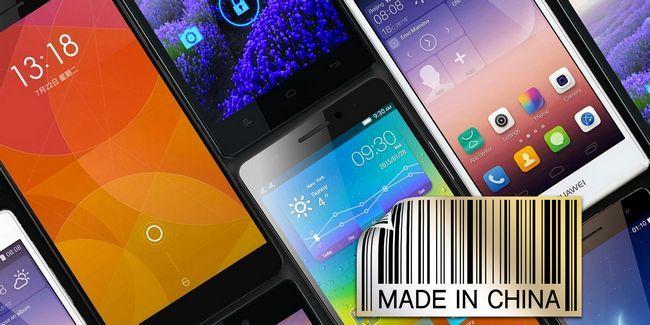 Por seu próximo smartphone android deve ser chinese