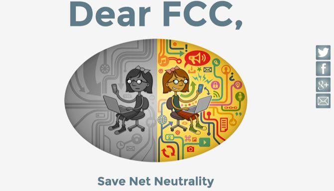 ef querida FCC salvar a neutralidade da rede