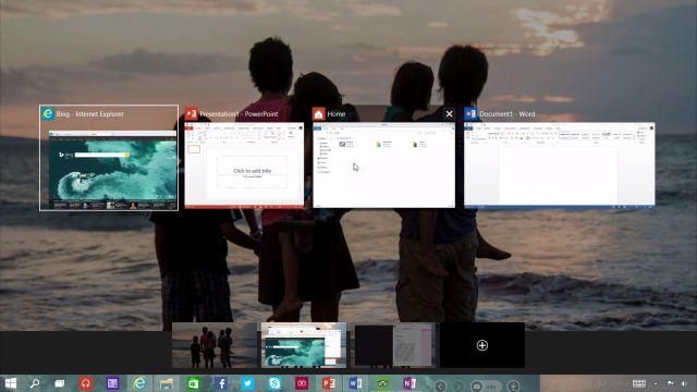 Windows 10 Tarefa Ver