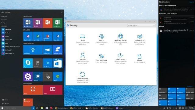 Windows 10 Desenvolver 10074 Ambiente de Trabalho