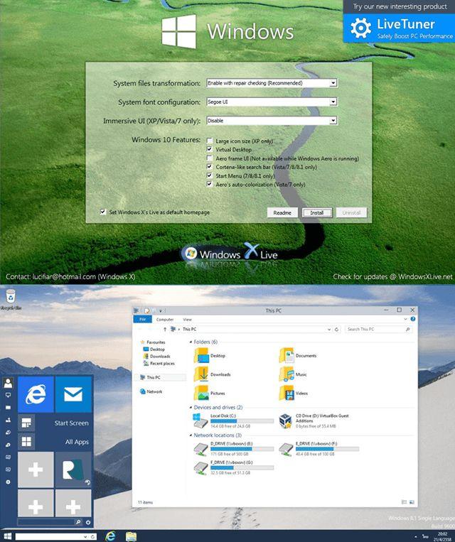 windows-10-transformação-pack